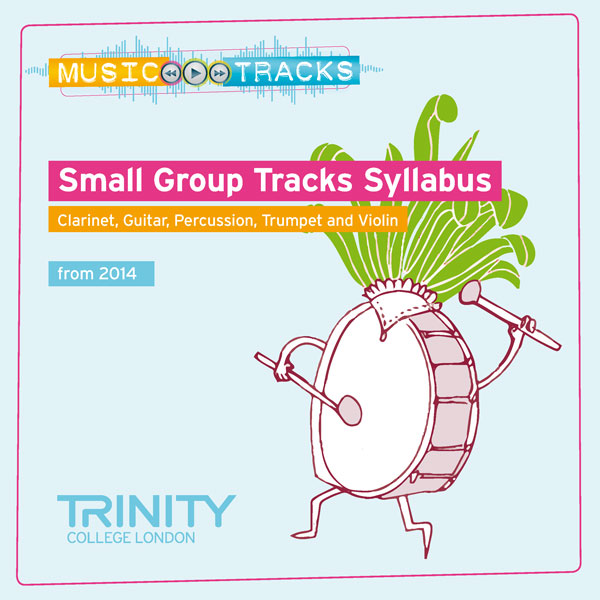 Trinity College Music Tracks Booklet