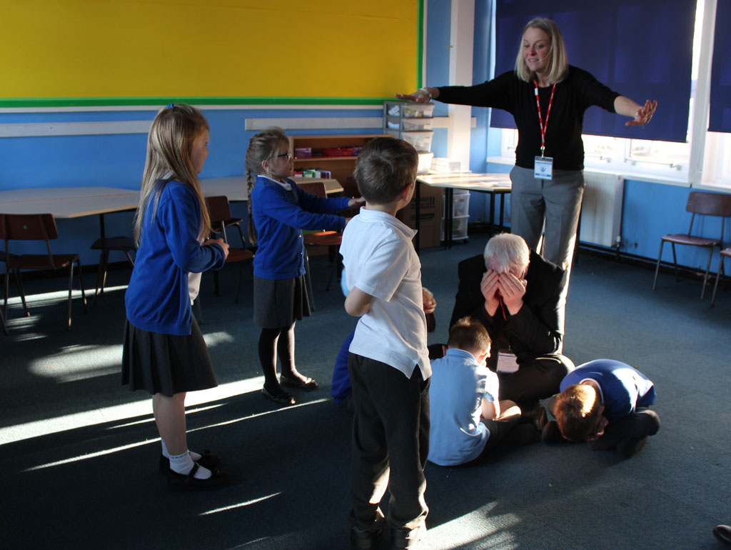 Shakespeare Workshops for Schools