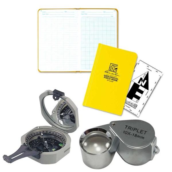 Brunton Field Kit