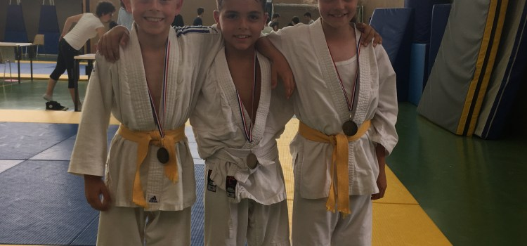 Interclub Saint Apollinaire : Poussins