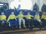 auditorium dell'istituto omnicomprensivo di Vimercate