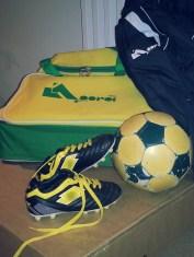 team ASDO Agorà settore calcio