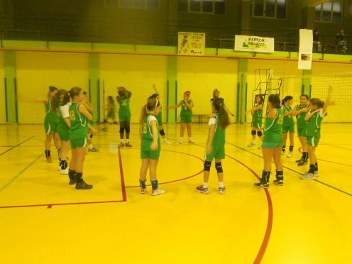 Prima fascia volley