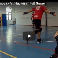Hitball: Scat vs. M. Hackers(Hit Ball Chivasso) 117-40