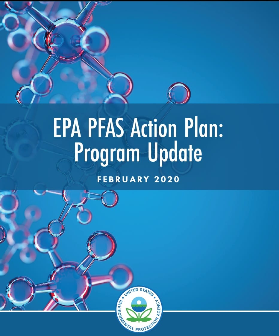 EPA Rolls Out Multiple PFAS Actions
