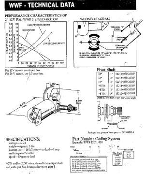 Wiper Motor WiringAmerican Bosch | ECJ5