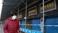 Wuhan seafood market closed after the New Coronavirus was detected there for the first time
