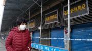 首次检测到新冠状病毒后,武汉海鲜市场关闭