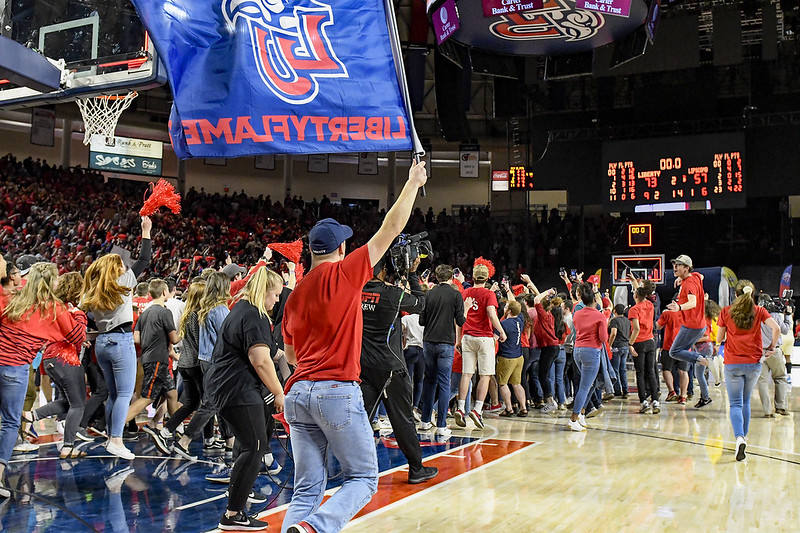Is Liberty Arena too small? | A Sea of Red