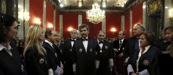 España: el país con más aforados del mundo