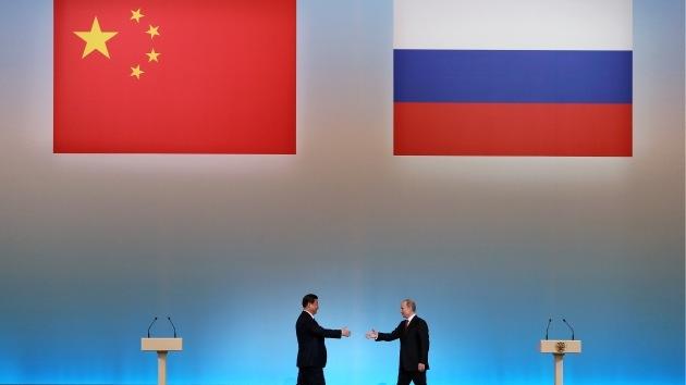 China y Rusia estrechan más lazos