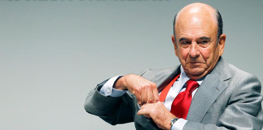 Fallece Emilio Botín, presidente del banco Santander