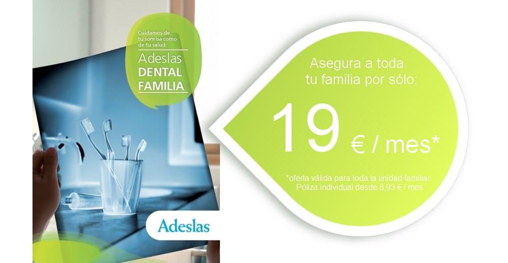 Adeslas Dental Familia Seguro De Salud