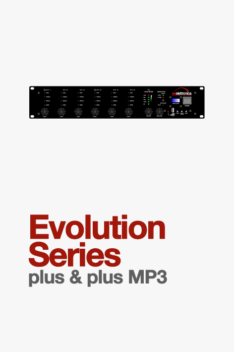 mixeer evolution series plus