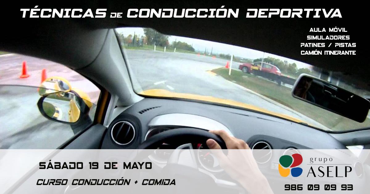 curso tecnicas conduccion