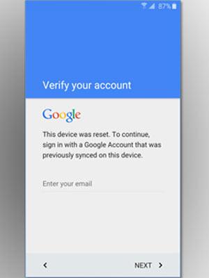 ABC Servis racunara i mobilnih telefona -Google nalog - vracanje na fabricka podesavanja - frp