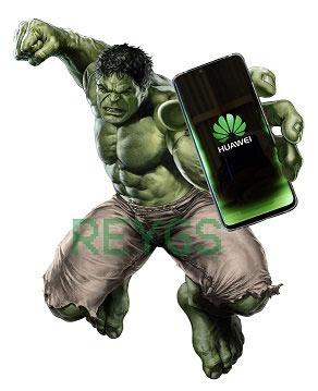 Huawei Mate 20 Pro, Huawei Hulk, zeleni ekran,