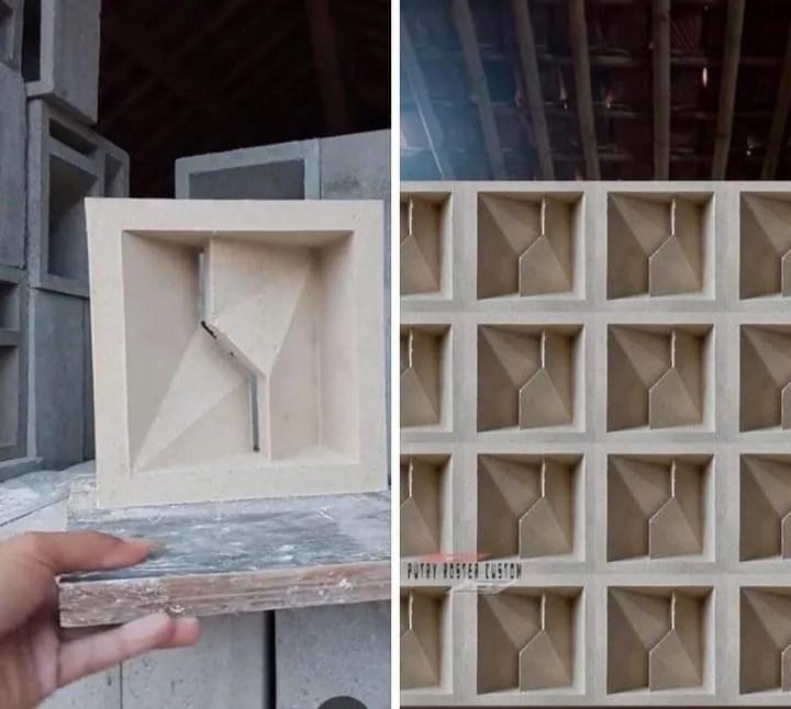 Harga Roster Beton Minimalis
