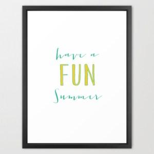 fun-summer