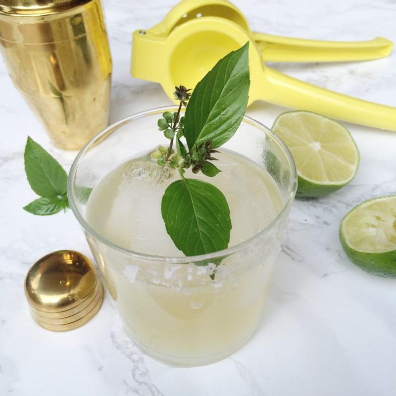 thai basil margarita