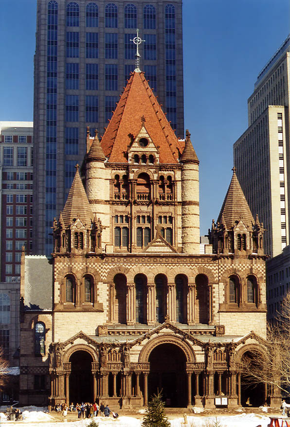 trinity church boston - search in pictures