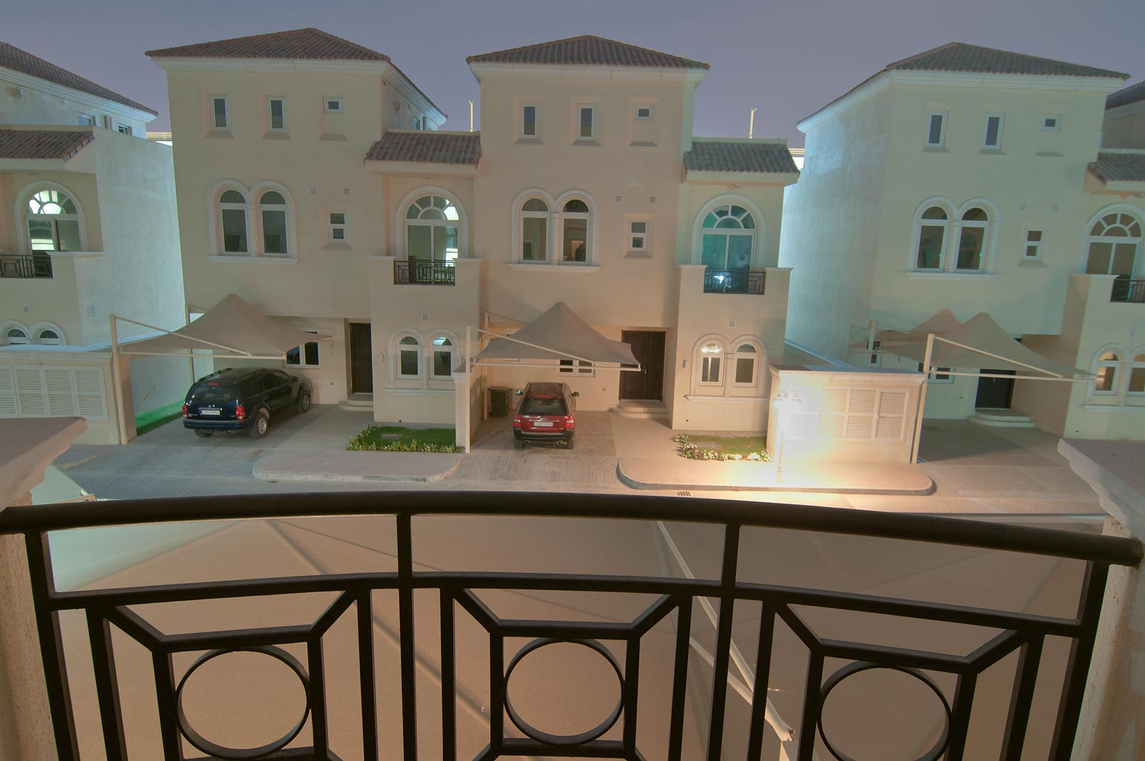Photo 1202 20 Heavy Rain From A Balcony Of Apartment 7B5