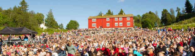 Åse Skolekorps på Landsstevne - Reisebrev nr 1