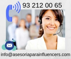 influencers asesoria