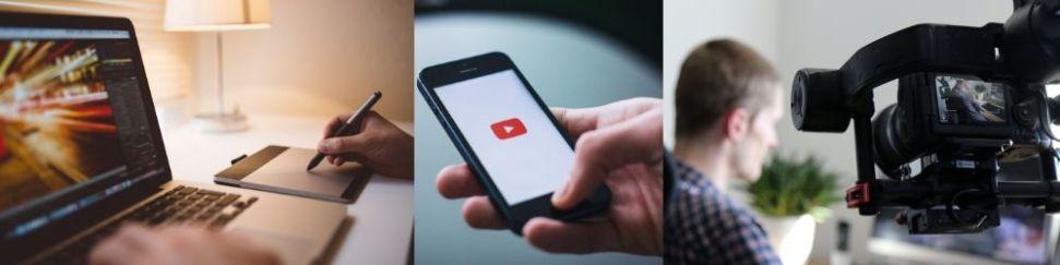 Programas de edición de vídeo para influencers