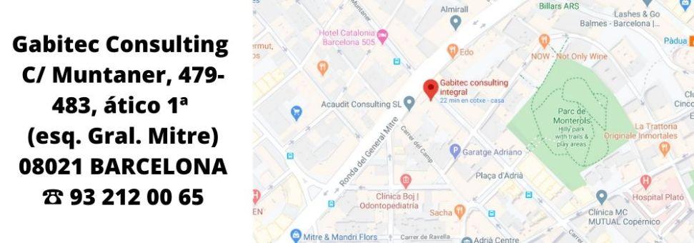 Gabitec consulting integral teléfono de contacto