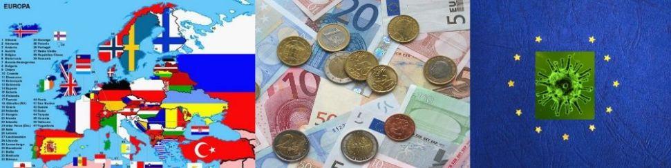 La economía de Europa en peligro