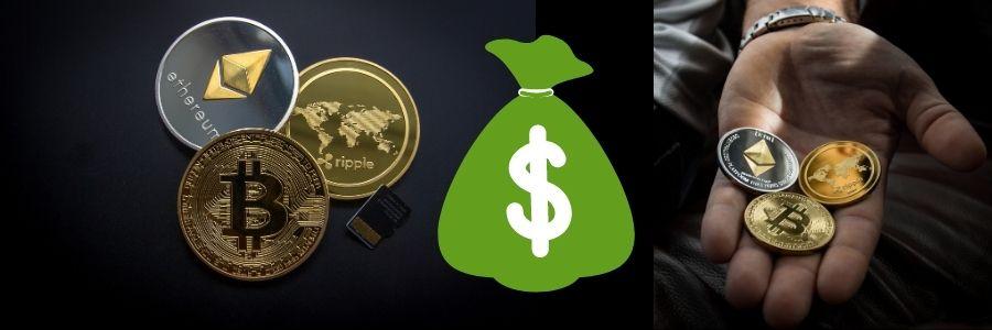 Cómoganar dinero con criptomonedas