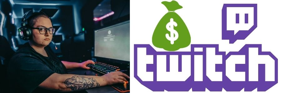 Como ganar dinero con twitch desde tu casa