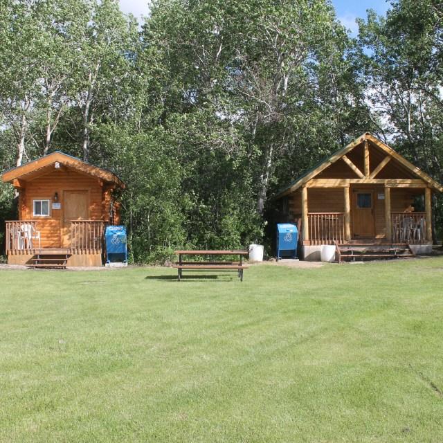 Log Cabin & Beach Hut Daily Rentals