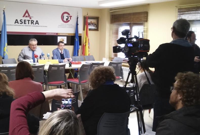 Asamblea General de ASETRA