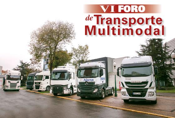 15 de noviembre: VI Foro de Transporte Multimodal.