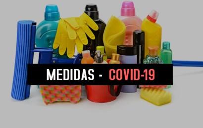 Guía: desinfección de los vehículos y recomendaciones de higiene para conductores