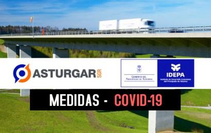 Línea de financiación de liquidez para autónomos y PYMES Asturgar COVID19