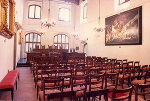 Sala adunanze Georgofili