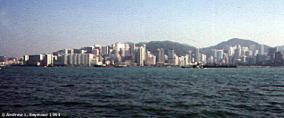 Looking back at Hong Kong