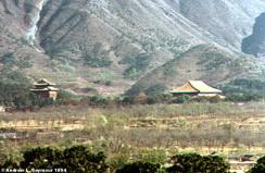 13th Ming Emperor's Tombs - Looking Out 2