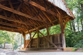 Locksley Covered Bridge (1964)