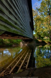 Kennedy Covered Bridge (Long Sideview)