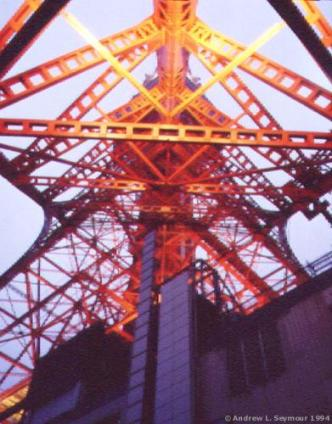 Tokyo Tower 01