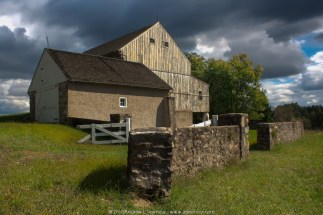 Lord Stirling's Quarters Barn (VFNP) - hdr 19