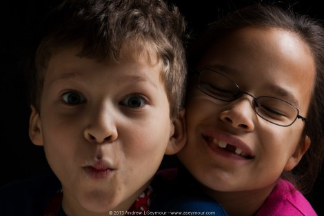 Brother and Sister - 078 (Studio)