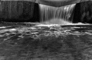 120912 Marsh Creek Spillway bw 01