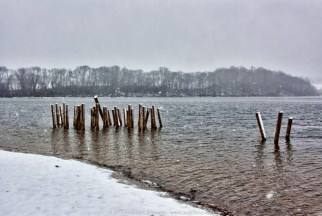 MCSP Dam Spring snow hdr 01