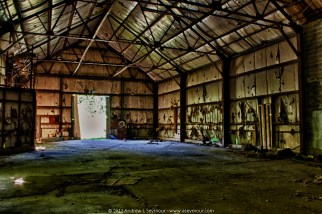 Abandoned Paper Mill hdr 02
