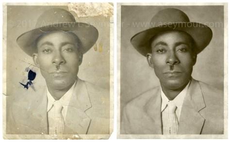 Grandfather Haiti 1930s
